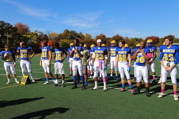 141025 Football Varsity v Lift for Life