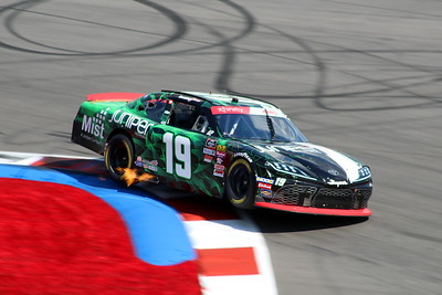 NASCAR Xfinity Practice 2 - Charlotte Motor Speedway Roval - 27 Sept. '19