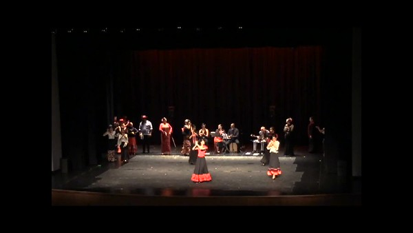 2017 Winter Flamenco Student Show