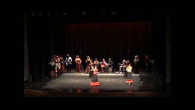 2017 Winter Flamenco Student Show