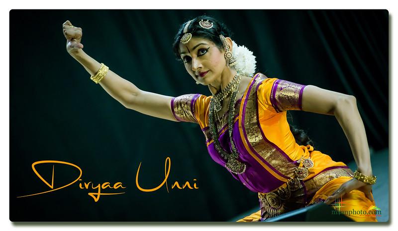 Divyaa Unni's Classical Performance - ULSAVAM 2019