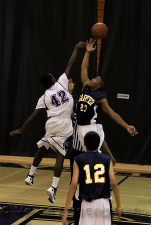 20131223 Rancho Cucamonga HS vs Carter HS Freshmen Basketball