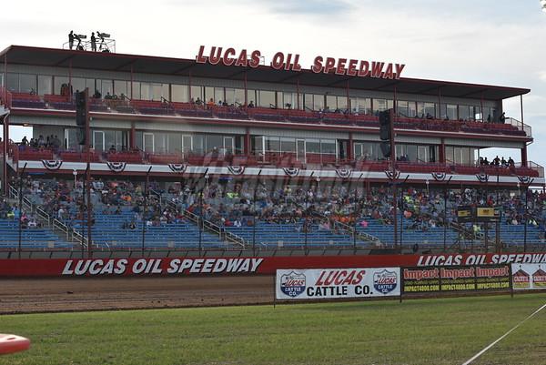 Lucas Oil MLRA Cowboy Classic, Lucas Oil Speedway