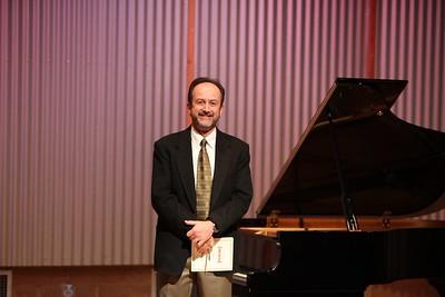 2011 Piano Recital Ara Gavorkian