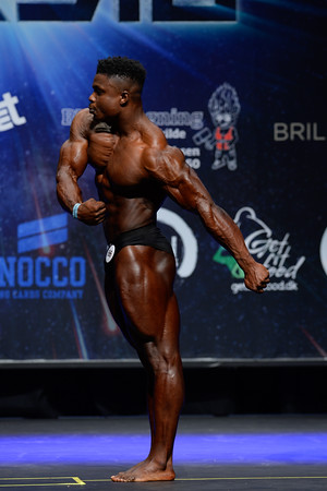 Classic Physique Pro Qualifier Class Overall