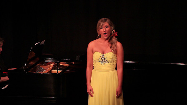 Ellen Moak, Senior Recital (4.10.12)