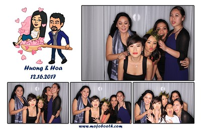 Huong and Hoa's Wedding 2