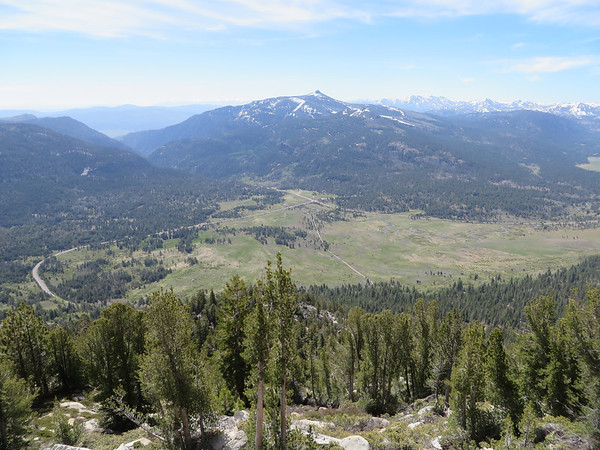 THOMPSON PEAK: MAY 25, 2014