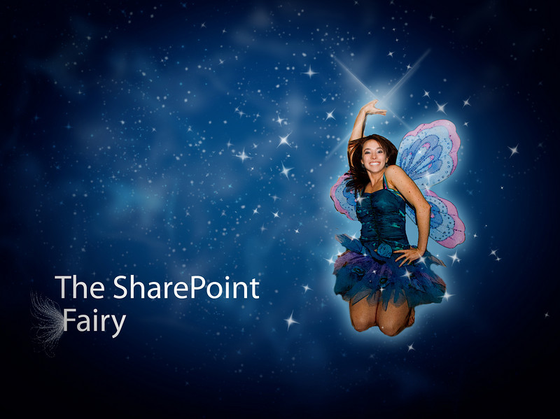 The SharePoint Fairy
