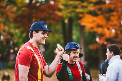 2014 - Cardboard Canoe Race / Party at the Prez