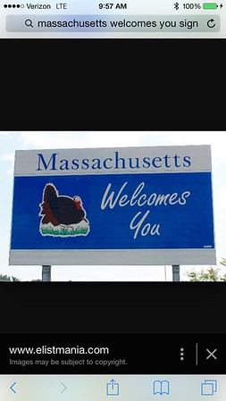 June 27 - Return To Massachusetts