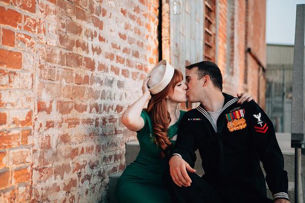 Bobby + Lindsey | Engaged
