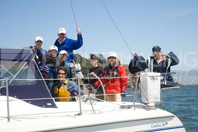 Corinthian YC Women's Sailing Seminar, 5/18/08