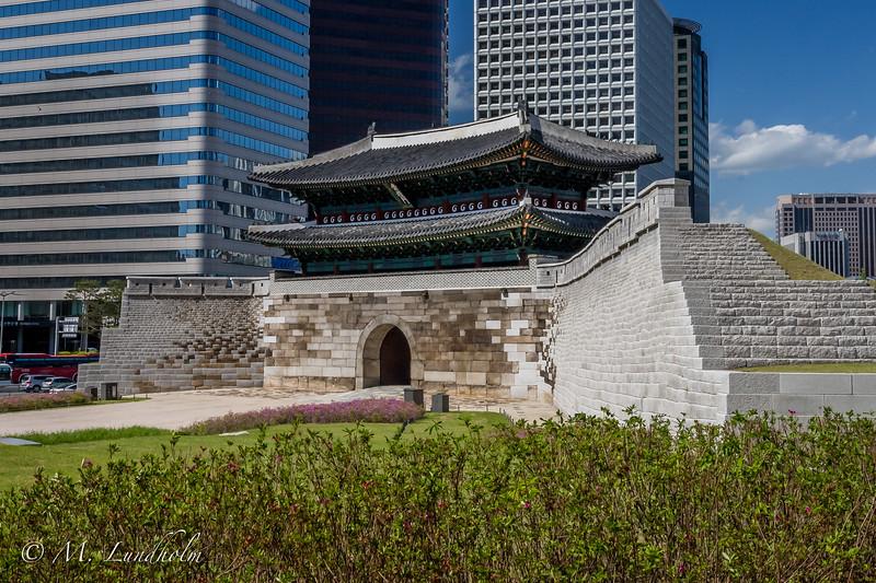 Sungnyemun Gate (2016)