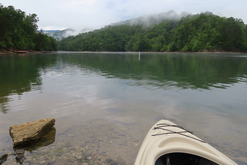 Bear Creek Lake Access Point