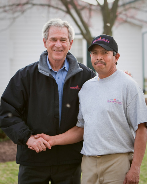 Spendthrift Bush Visit