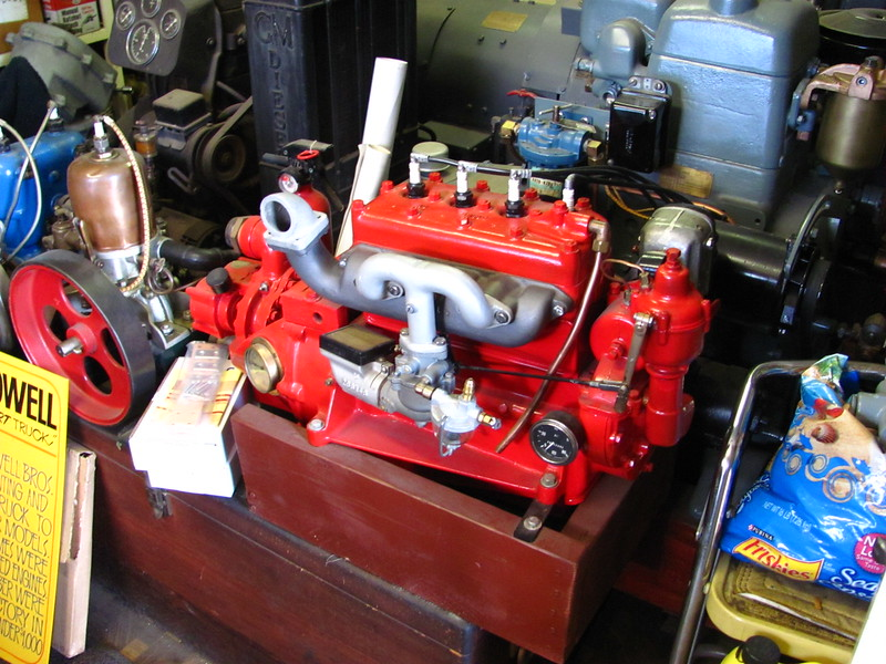 Brennan Imp boat engine