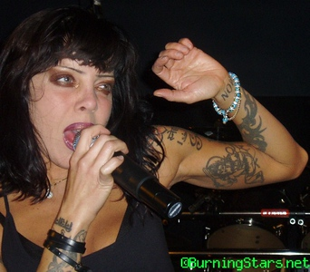 Bif Naked @ The Tralf (Buffalo, NY); 10/27/05