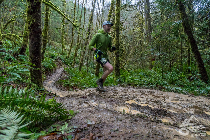 2018 Hagg Lake Mud Runs Ultra 50k at Henry Hagg Lake, OR. Photo by Jeff Fisher. Photos are free for personal use only. For commercial use or for questions, contact haggmud@OregonRoadRunnersClub.org