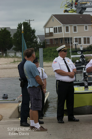 07-20-2014, Fire Boat Dedication, Bowers Fire Co. Kent County DE.