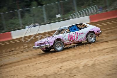 Dirt Oval - Sept 6, 2014