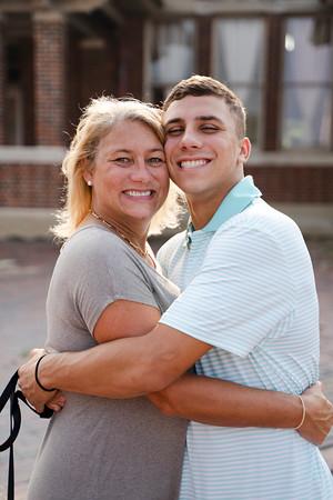 Carter & Mom