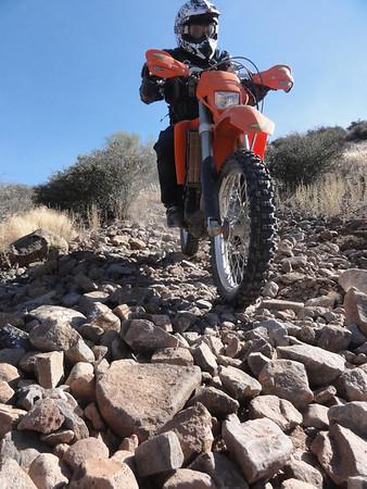 2012-12-01 Wildcat Easy Ride