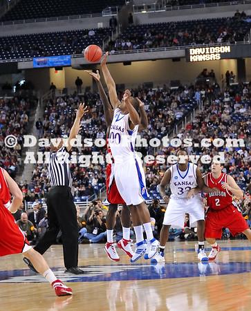 NCAA - Kansas - Elite 8 2007-08