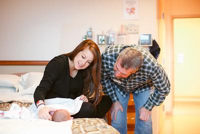 Newborn Silas   November 24