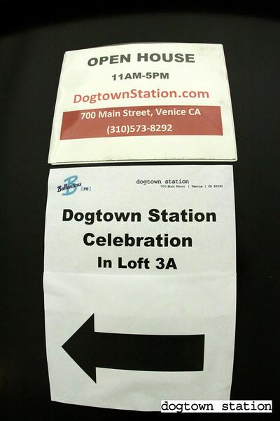 Dogtown Station. 700 Main Street, Venice, CA 90291 | T: 310.573.8292 | info@dogtownstation.com | http://www.dogtownstation.com.   PR by www.ballantinespr.com. Photo by Venice Paparazzi www.venicepaparazzi.com.