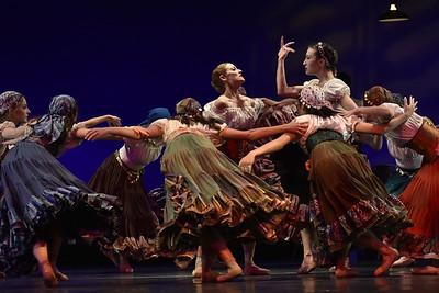 Cleveland Ballet @ Ohio Theatre - Carmen - Best Shots - 10/17/19