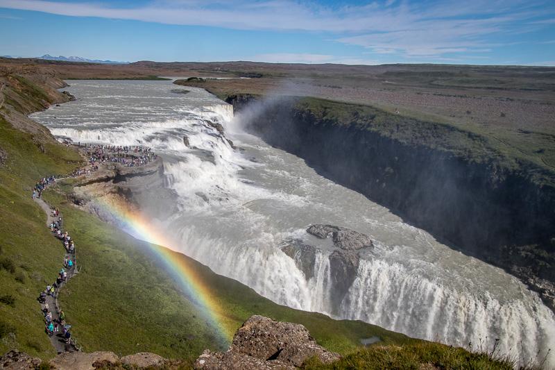 July 31 - Gullfoss Waterfall, near Selfoss, Iceland.jpg