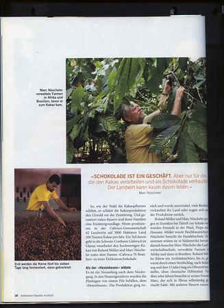 CabrucaOrganic Cocoa