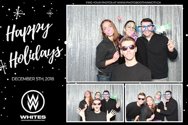 Holiday Party 2018 - Holiday Party 2018 - William F. White International Inc.