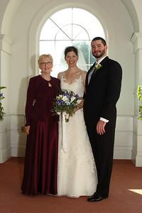 Wedding Portraits - Indoors