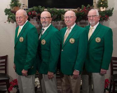 Green Jacket Finals