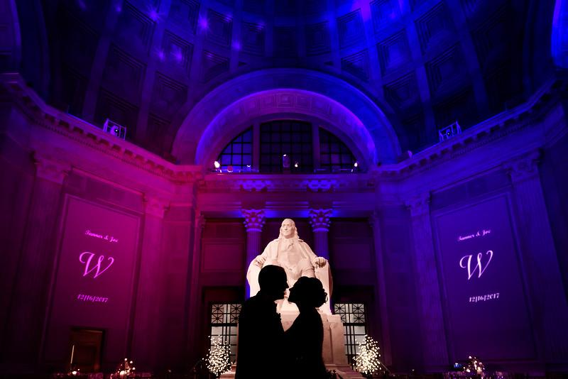 Tanner & Joe's Wedding at The Franklin Insititute, Philadelphia, PA