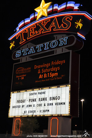 Channel 3 - Peccadilloes - at Texas Casino - Las Vegas, NV - November 6, 2009