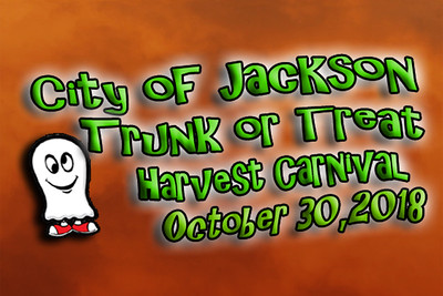 2018-10-30 City of Jackson Trunk or Treat