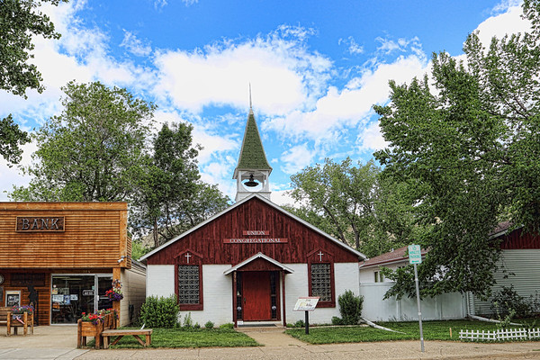 Medora Union Congregational Church