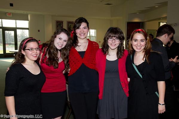 CHS March Choir Concert