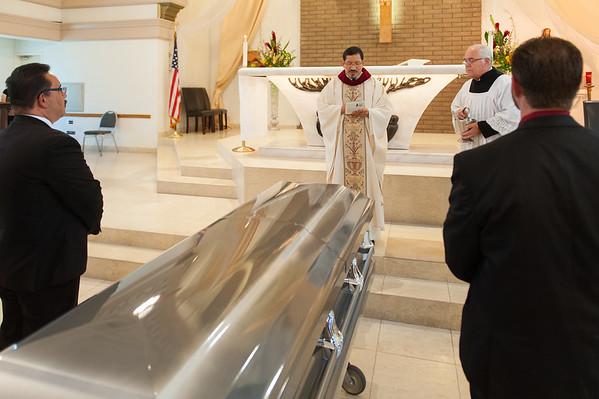 Patrick Funeral