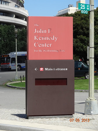 Friday - the 5th - Lincoln Center and Georgetown