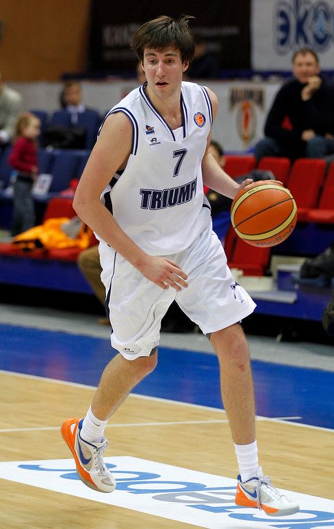 . <b>19. Cleveland (from Lakers) - Sergey Karasev </b>