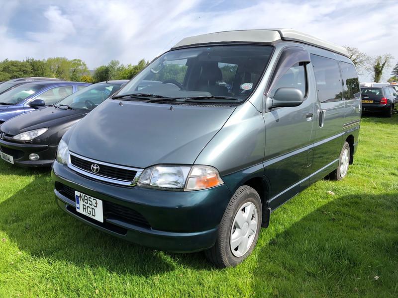 1996 Toyota Granvia