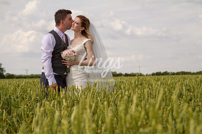 Laura & Ben - St. Marys Church Ardley