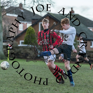 Horbury Town Juniors v Stanningley Albion U17s