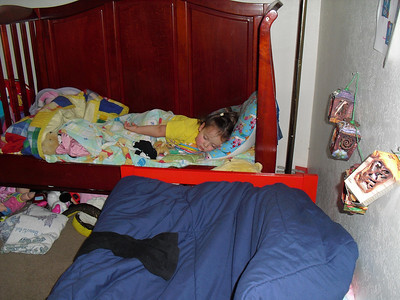 Alyce Sleeping