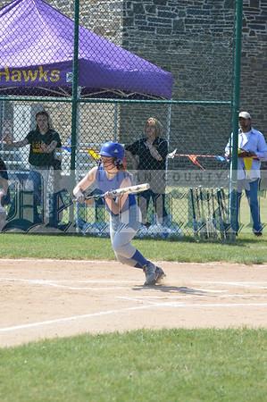 Eldred vs Chapel Field Softball
