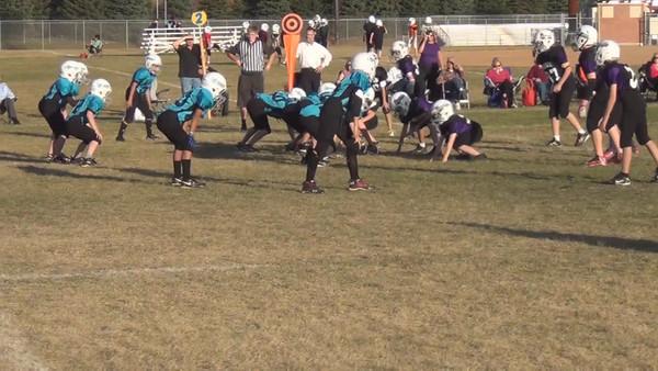 2012 FB 5th Grade Jaguars